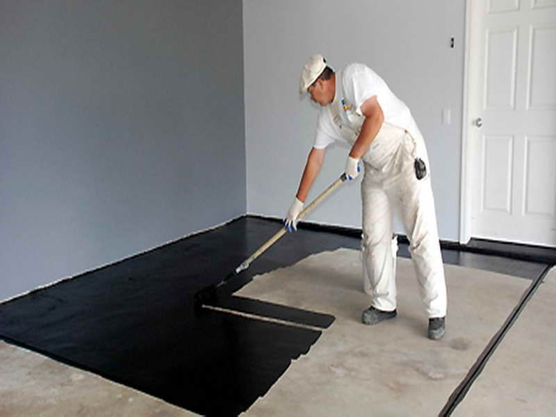 Black Concrete Floor Google Search Concrete Floor