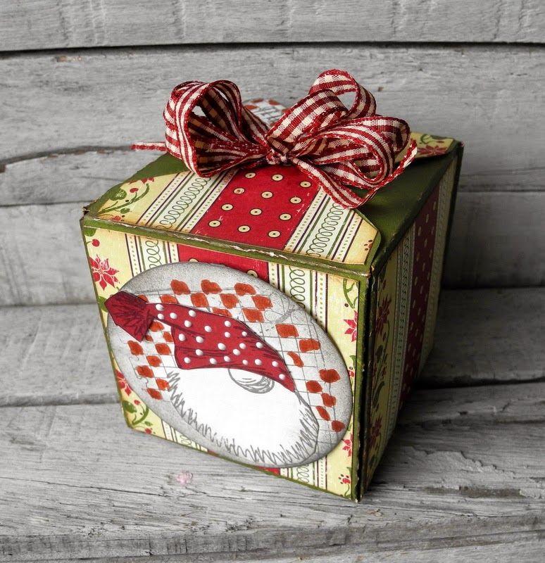 piabau: Ny foldet box
