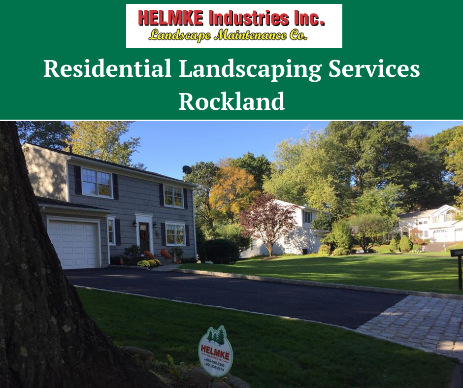 Helmke Industries Provide Landscaping Services To