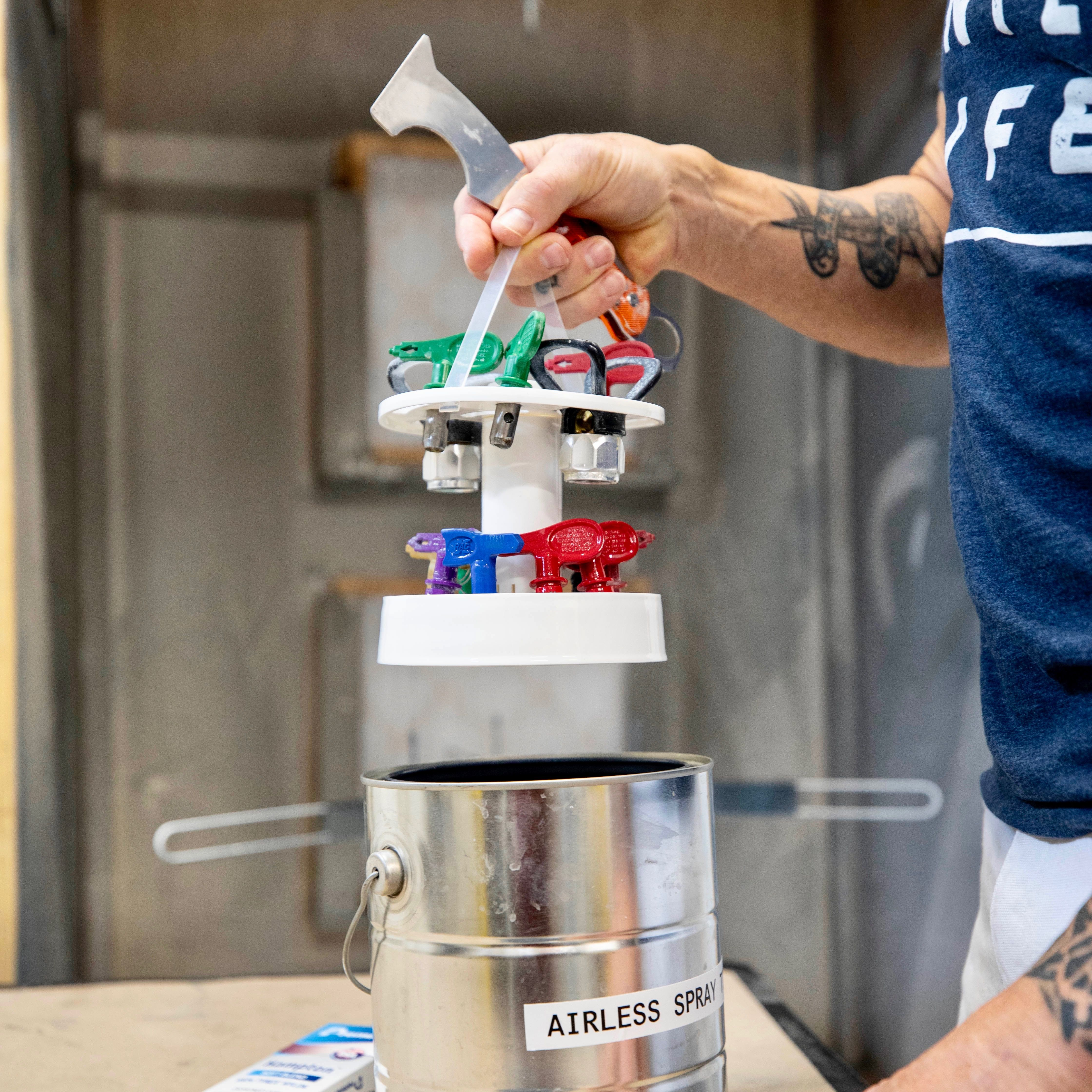 Tipsaver In 2020 Paint Sprayer Paint Cans Sprayers
