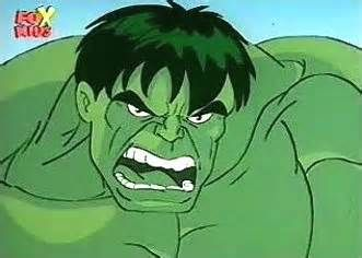 hulk cartoon 1982