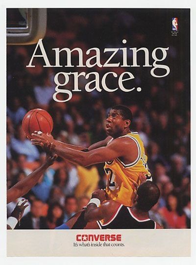 The Best Magic Johnson Converse Ad JPG