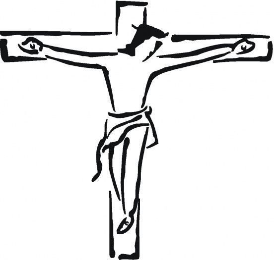 515 Mark 15 21 47 Jesus On The Cross Good Friday Images Jesus Coloring Pages
