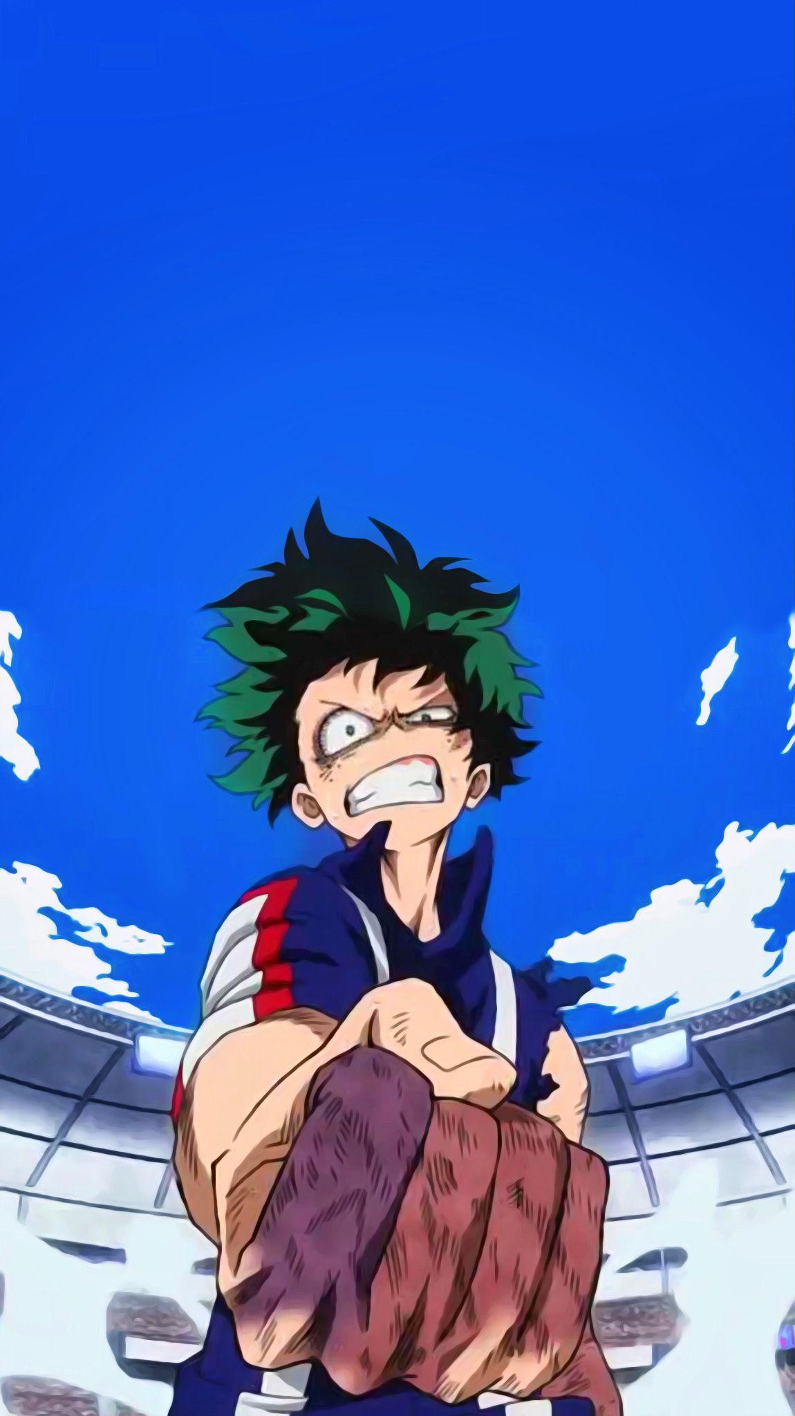 Midoriya Izuku Deku Wallpaper Hero Wallpaper My Hero Academia Episodes Cute Anime Boy