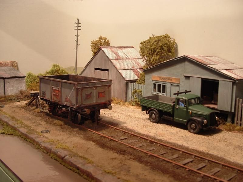 New Osney And Other 0 Gauge Micro Cameo Layouts Layout Topics Rmweb Layout Model Train Scenery Model Railway