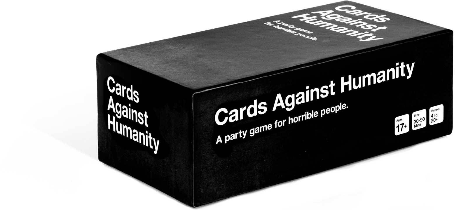 Best seller cards against humanity usps priority