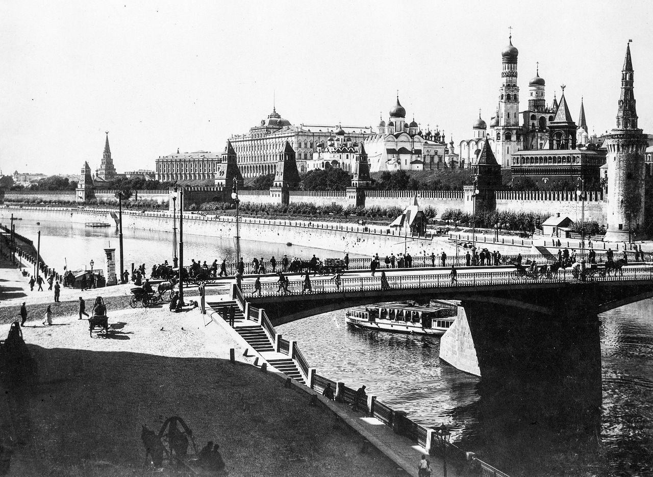 Ретро картинки о москве, днем города картинка