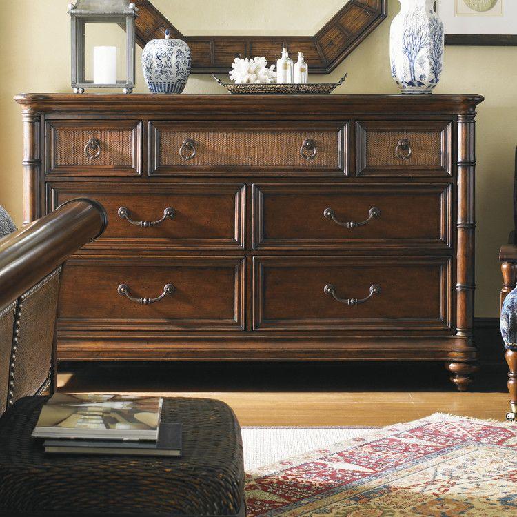 Landara Sailfish Point 7 Drawer Dresser
