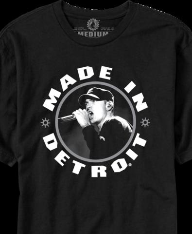 27e49469a Eminem Made In Detroit T-Shirt | Smitten with the Mitten | Little ...