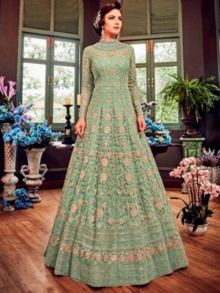 5f2a7dadc Indian  Designer  Latest  Bollywood  Long  Style  Lehenga Type ...