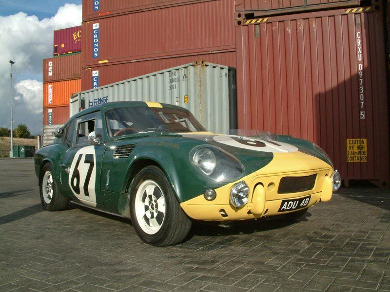 1965 Le Mans Triumph Spitfire ADU 4B | Triumph | Pinterest | Le ...