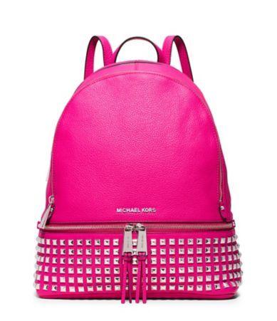 Super Cute Hot Pink Michael Kors Bag Purse