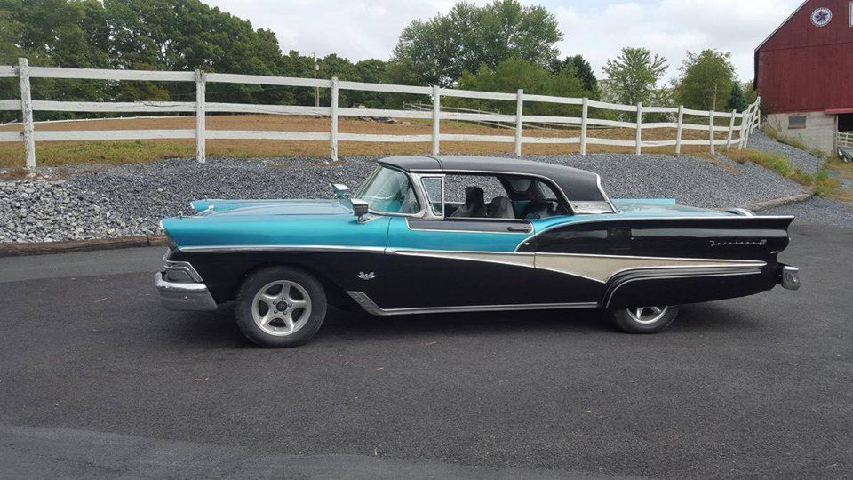 1958 Ford Fairlane (PA) -$20,000 OBO Please call Louie @ 610-395 ...