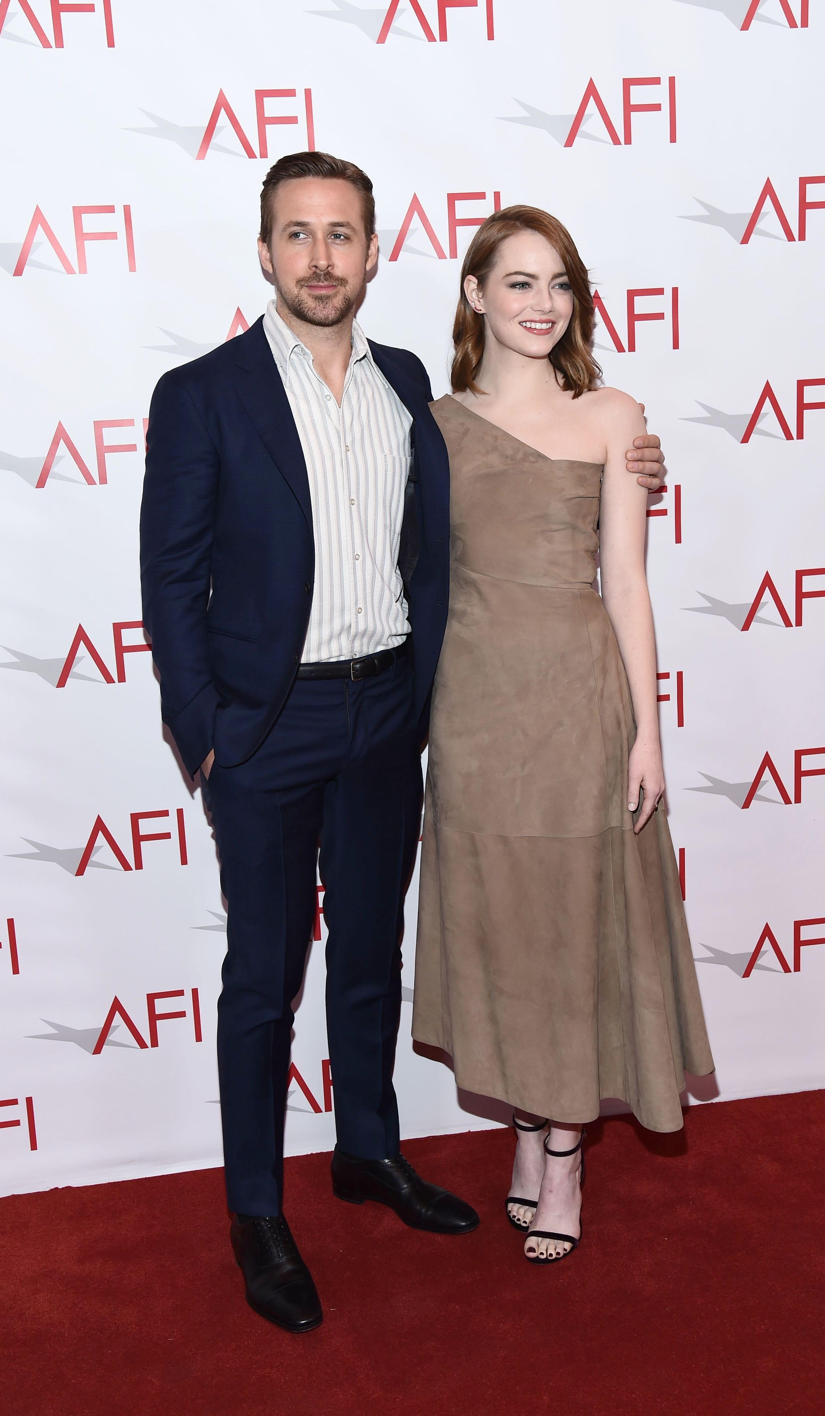 Roter Teppich Los Angeles Emma Stone Attends The 17th Annual Afi Awards At Four Seasons La