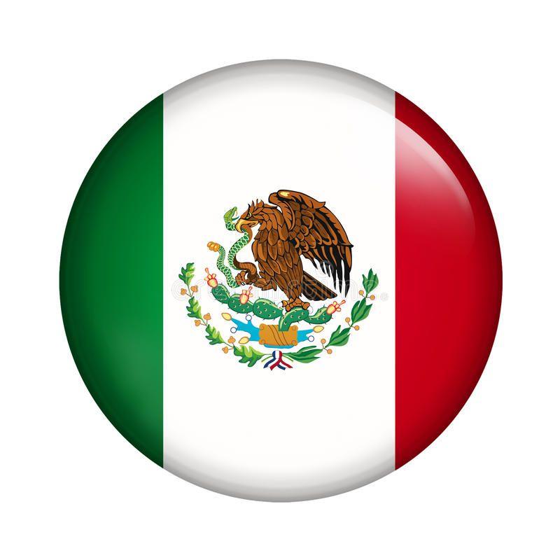 Mexico Flag Circle Button Flag Of Mexico Affiliate Flag Mexico Button Circle Ad Mexico Flag Mexico Flag