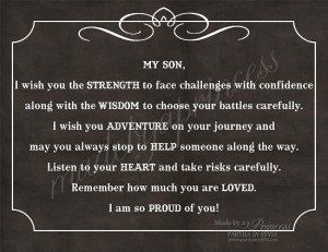 For My Adult Son Quotes. QuotesGram