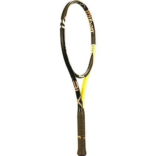 New Wilson Pro Tour Blx Tennis Racquet Unstrung By Wilson 99 00 The Wilson Pro Tour Blx Is A New Update To The Control Orient Basalt Fiber Sports Tennis