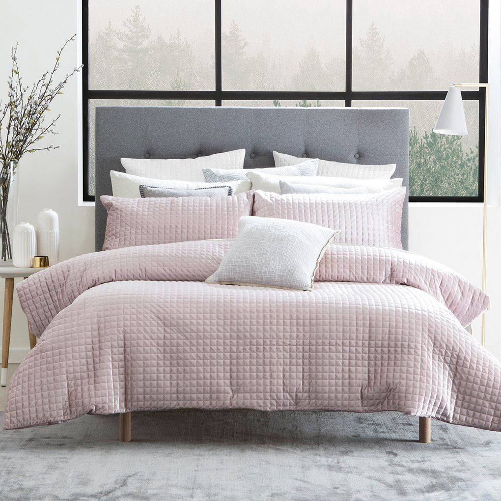 Ontrend and simply stunning the velvety dusty pink juliette