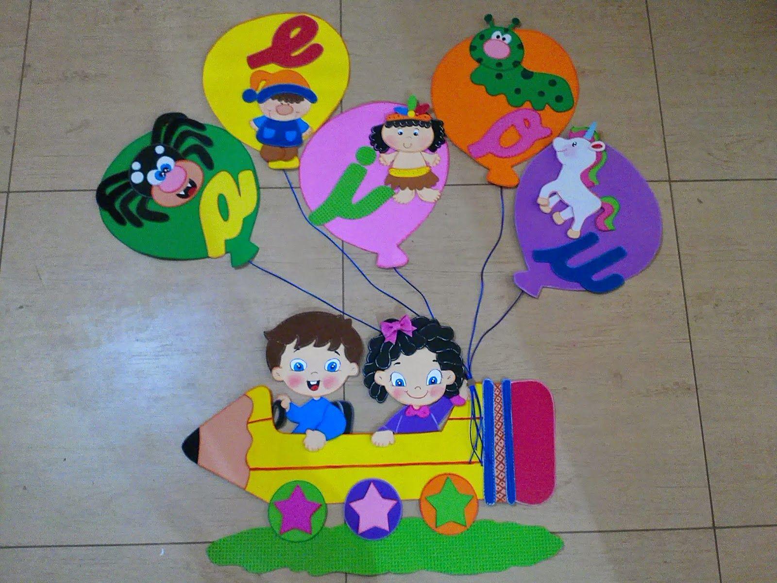 Ideando con sopletita manualidades y mucho m s carteles for Grado medio jardin de infancia