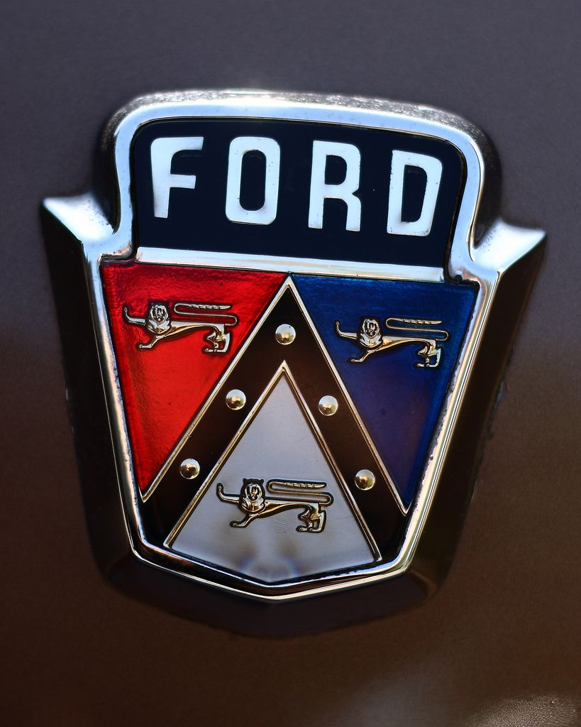 1951 Ford Logo Google Search