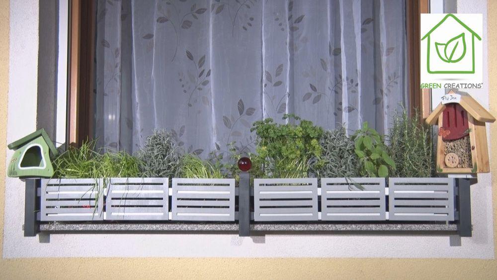 Masu Dekoraufsatze Fur Blumenkastenhalterung Dekor Halterung
