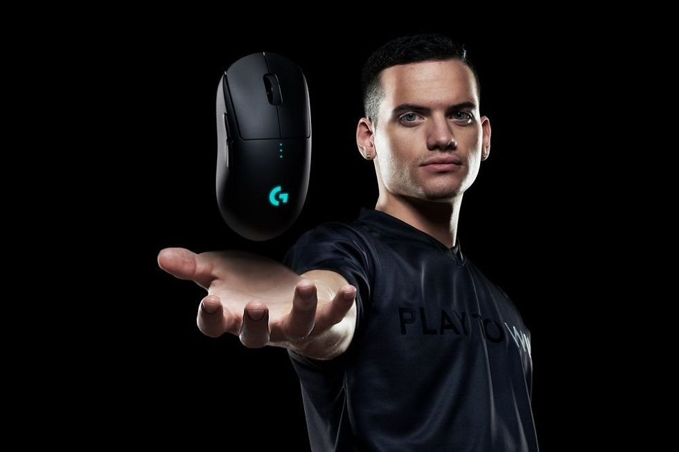 Logitech G Mouse Series To Get Hero 16 K Sensor Mouse Games