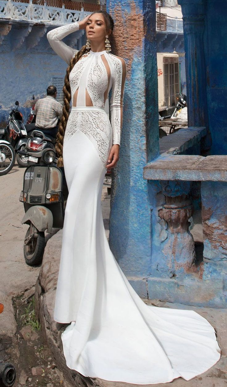 """Lior Charchy Wedding Dresses 18 """"India 18"""" Bridal Collection"""