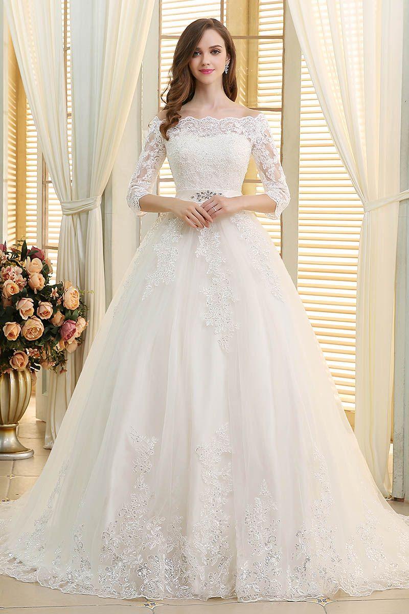 Brautmode Brautkleid 10 in 10  Kleider hochzeit