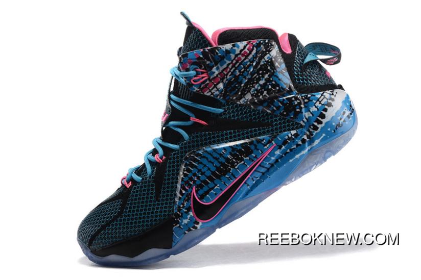 new arrival 23310 30a48 Discount Nike LeBron 12