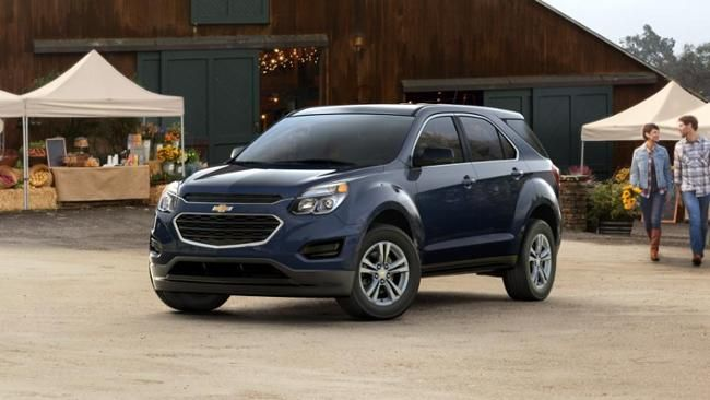 2017 Chevrolet Equinox Vehicle Photo In Baton Rouge La 70819