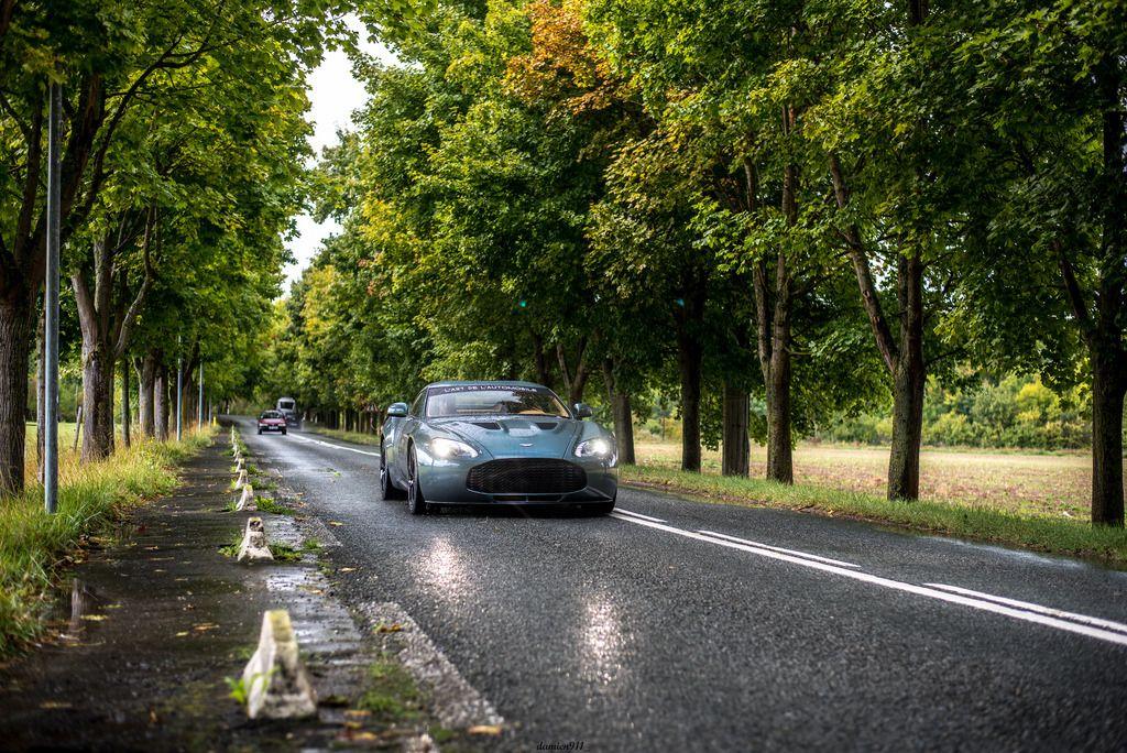 Aston-Martin V12 ZagatoByDamien -