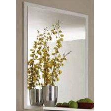 Meltona 89.5 x 61cm Rectangular Mirror