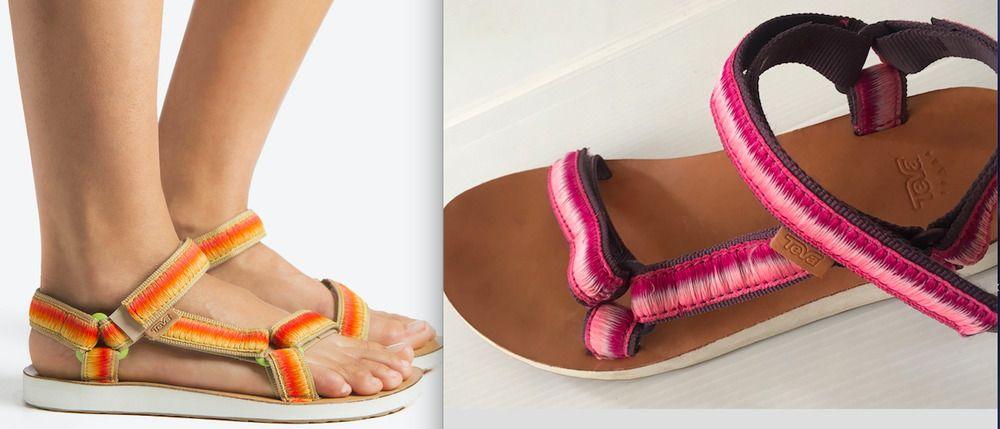 0b768fe5ef3 Teva Women s size 10 Original Universal Ombre Sport Sandal Shoes Raspberry  Pink  Teva  SportSandals