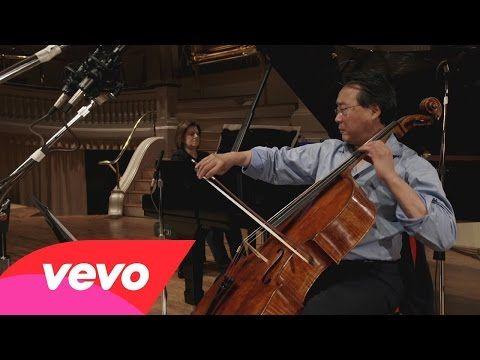 Yo-Yo Ma, Kathryn Stott - The Swan (Saint-Saëns) - YouTube  My all
