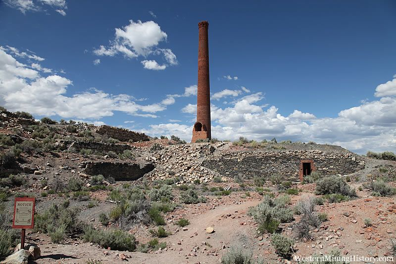 Combination Mill Belmont Nevada Nevada, Places to