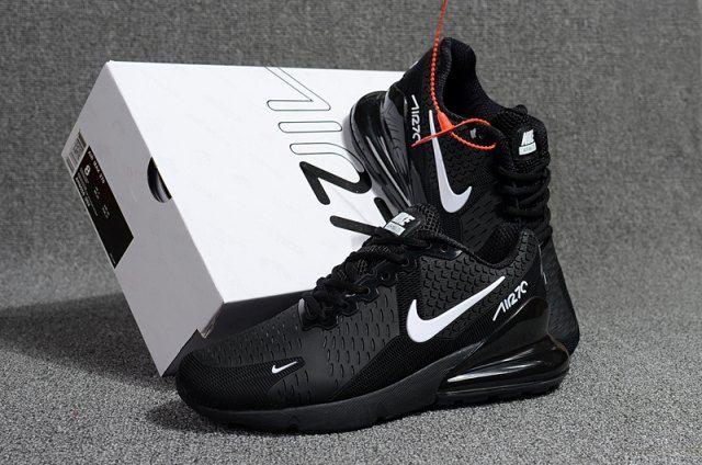 f4f964fa88 Nike Air Max Flair 270 KPU Black/White Men's Running Shoes - NikeMaxZone.com