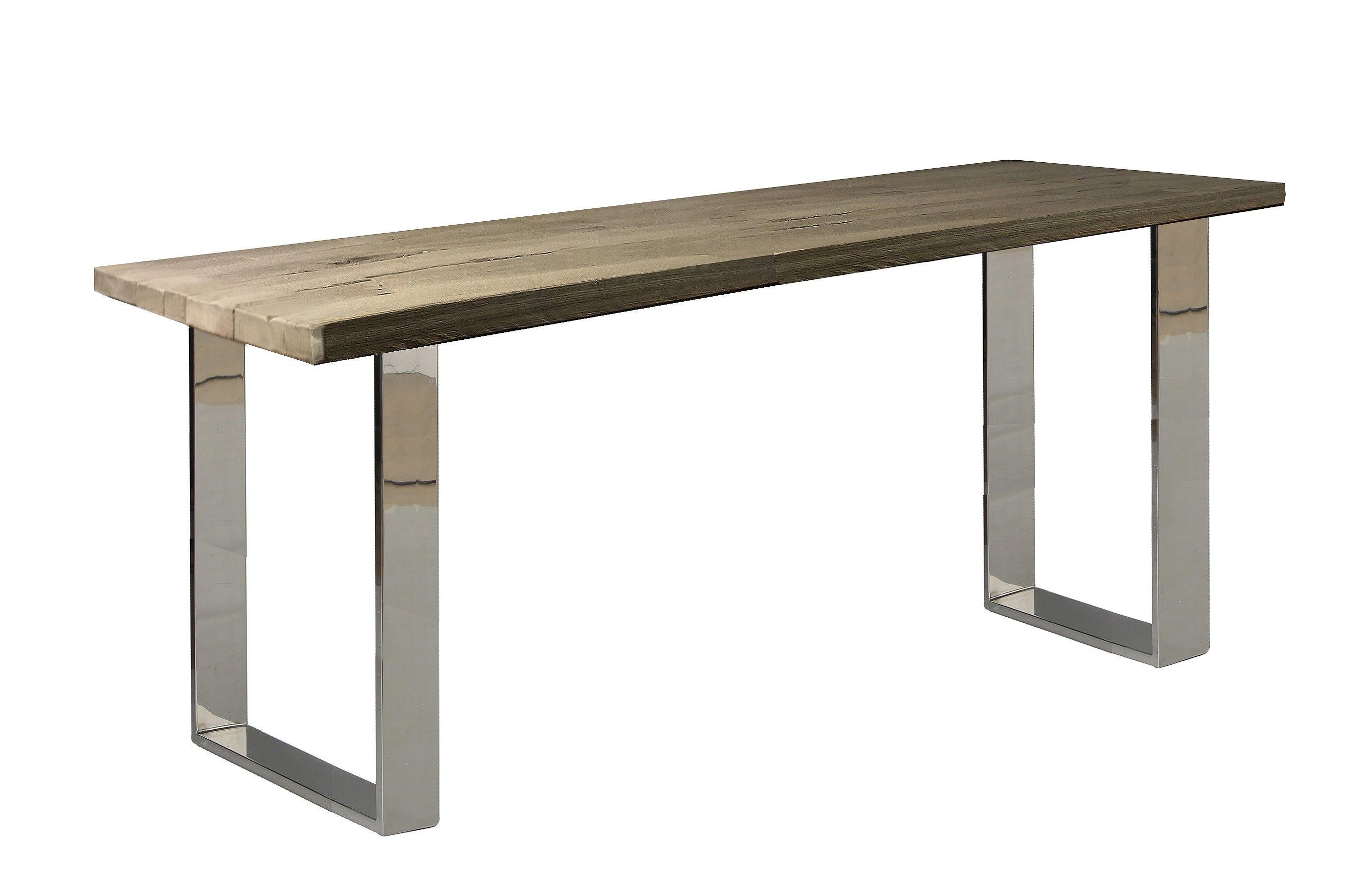 Sidetable Buiten Rvs.Sidetable Avignon Reclaimed Oak 180 X 45 Sidetables