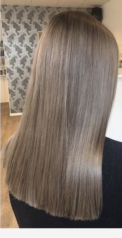 Photo of Ash blonde straight cut – #Ash #blonde #Cut #Straight