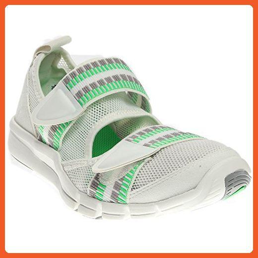 adidas Performance Women's Zilia Cross-Trainer Shoe, White/Vivid  Green/White Vapor, 9 M US (*Partner Link)