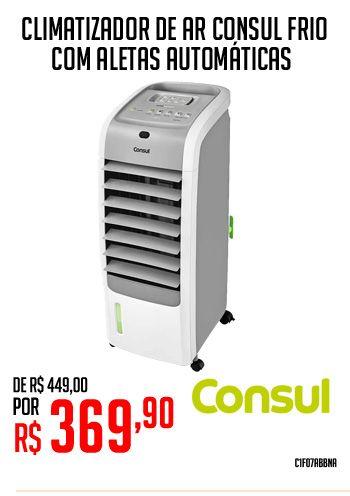 Eletrodomesticos Climatizador De Ar Eletro