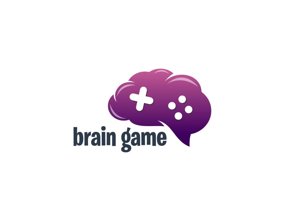Brain Game Logo Design