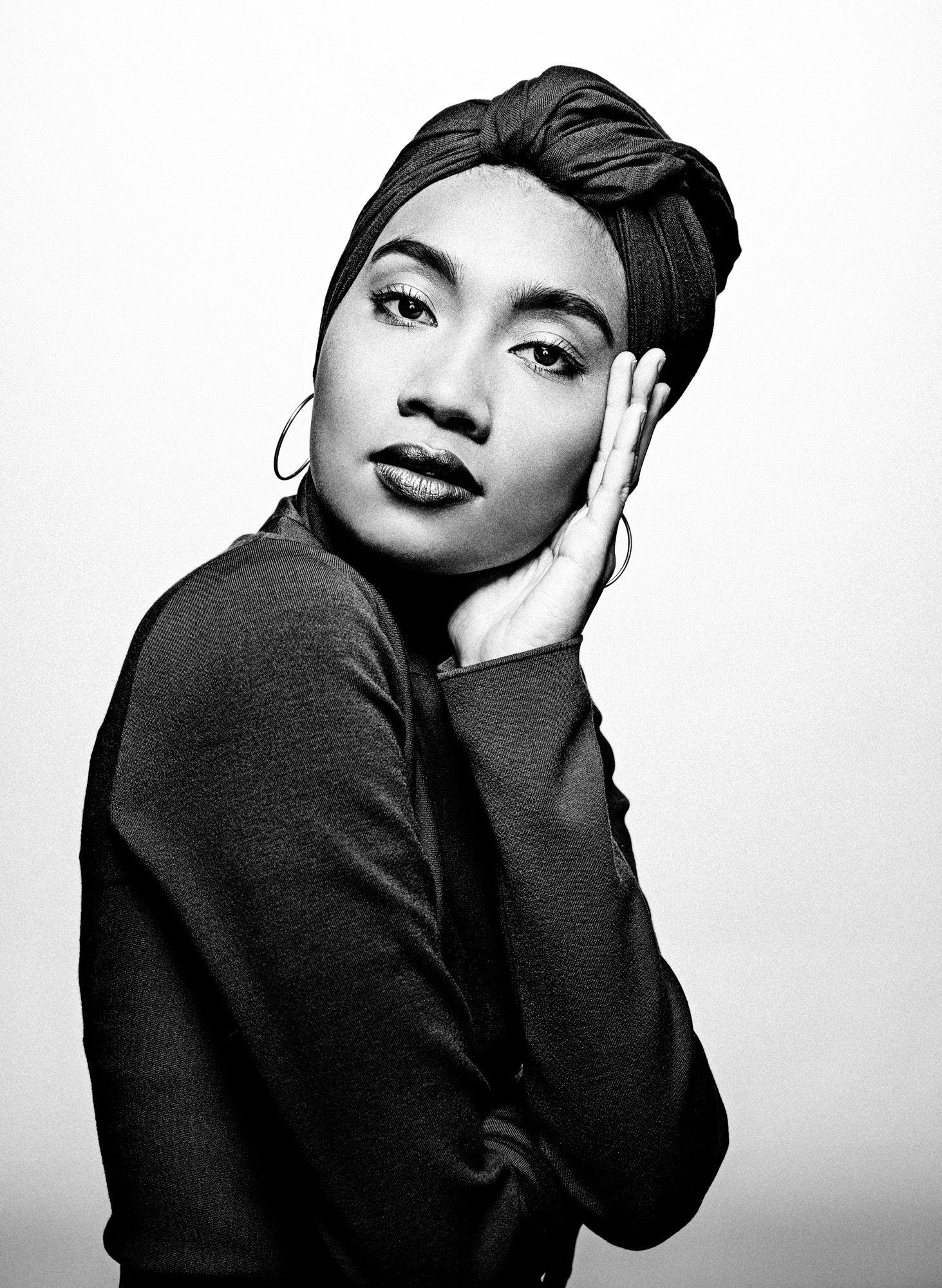 Guerin Blask Photography - YUNA | Head scarf styles, Hair ...