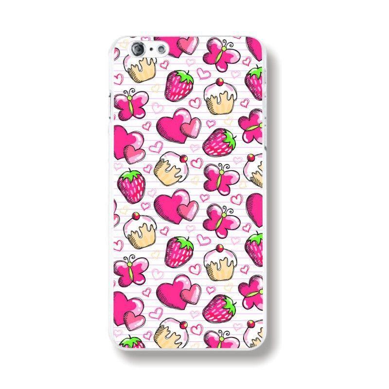 Beautiful Colorful Hard Plastic Case For iPhone 4 4s 5 5s SE 6 6s 6 Plus 6s Plus
