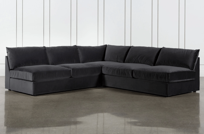 Where To Buy A Sofa The Domino Guide 3 Piece Sectional Cool