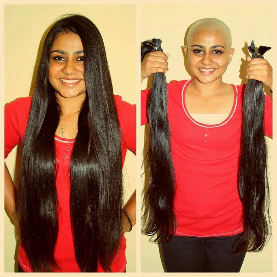 an indian egghead beaoty-really beautiful | haircut | long