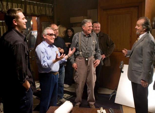 Martin Scorsese With Leonardo Dicaprio And Jack Nicholson The Departed Martin Scorsese The Departed Martin Scorsese Movies Pertinence prix les moins chers prix les plus chers meilleures ventes note des internautes nouveauté titre : departed martin scorsese