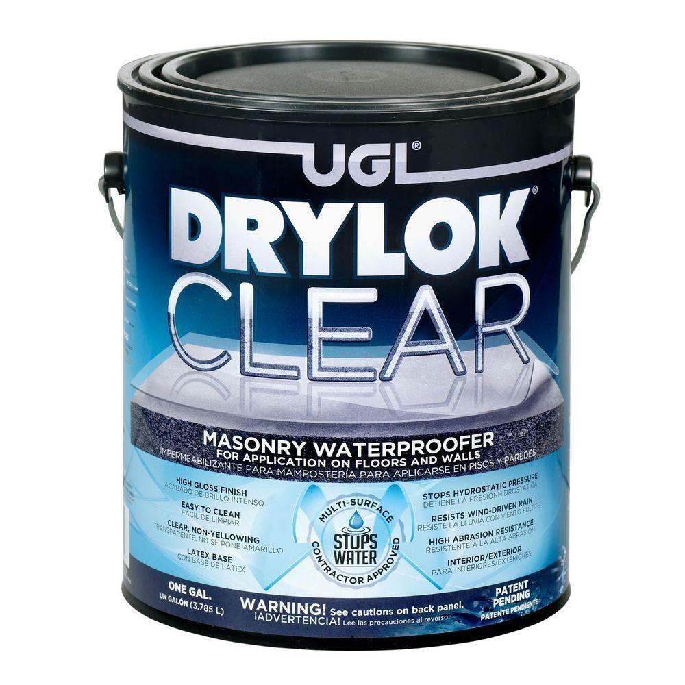 DRYLOK 1 gal. Floor and Wall Masonry Waterproofer20913