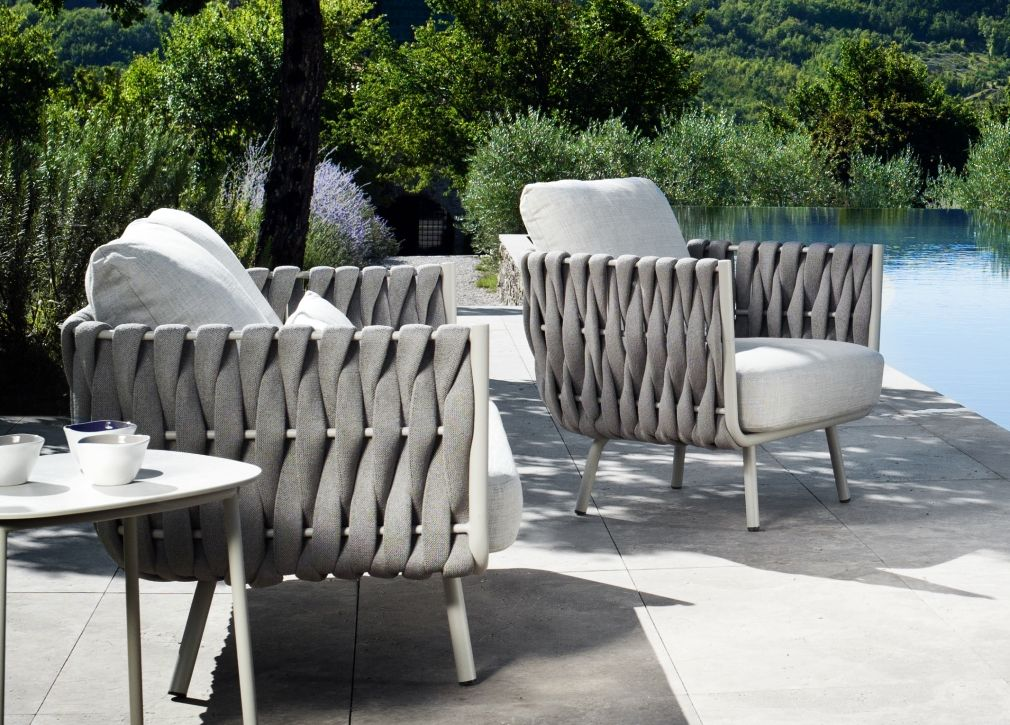 Tribu Tosca Garden Club Chair | Outdoor Furniture | Pinterest ...