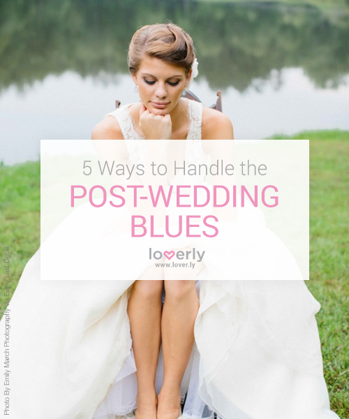 Wedding Tip How To Beat The Post Blues Postweddingblues