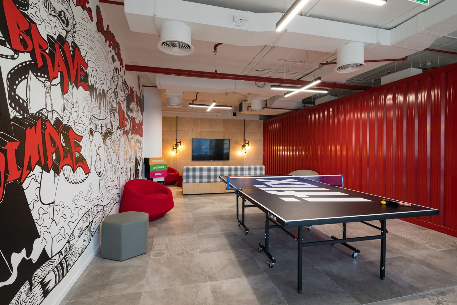 A Tour Of Iflix S New Office In Dubai Interior Design Dubai